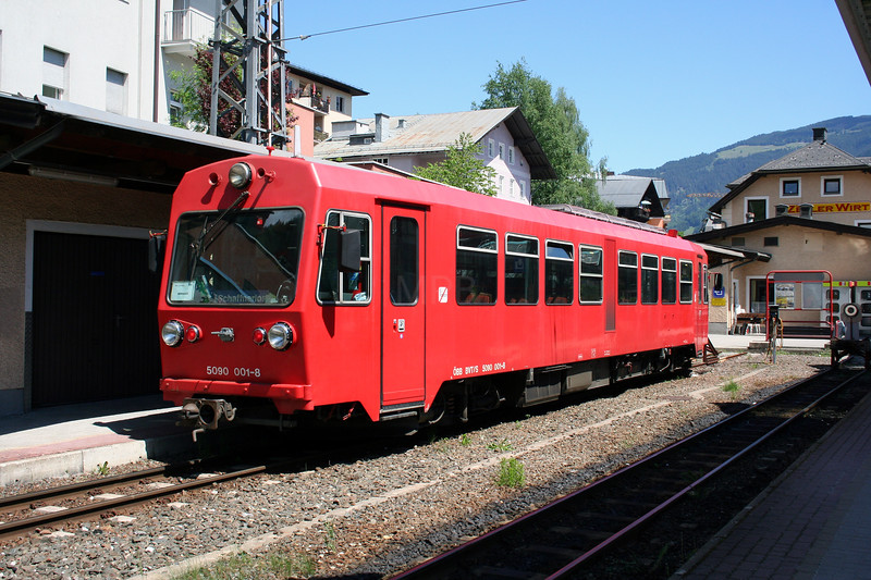 5090 001 at Zell am See on 25th May 2005