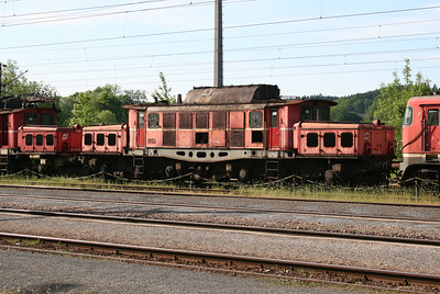 2) 1020 024 at Timelkam on 25th May 2005