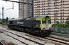 2) Captrain, 6601 (92 88 0266 001-1 B-CTB) near Antwerp Ost (Belgium) on 11th June 2013