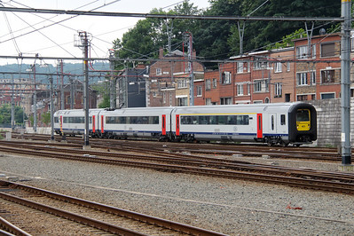 461 at Liege Guillemins on 10th June 2013