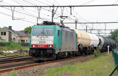 2826 (91 88 7186 218-4 B-B) at Bilzen on 10th June 2013