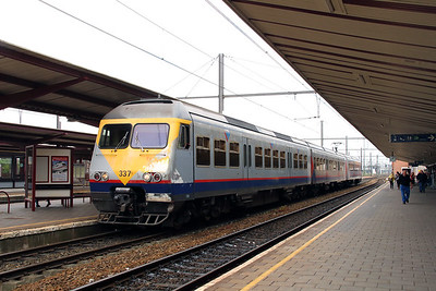 337 at Hasselt on 10th June 2013