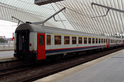 11714 (51 88 11 70 014-6) at Liege Guillemins on 10th June 2013