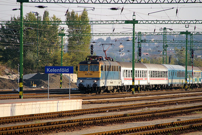 433 159 (91 55 0433 159-5 H-MAVTR) at Budapest Kelenfold on 7th October 2013