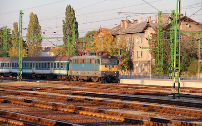 431 190 (91 55 0431 190-2 H-MAVTR) at Budapest Kelenfold on 7th October 2013