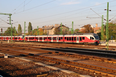 5341 044 (94 55 5341 044-6 H-START) at Budapest Kelenfold on 7th October 2013