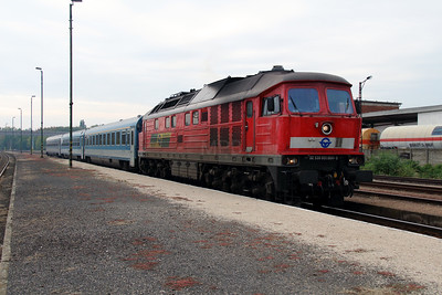 GySEV, 651 004 (92 53 0651 004-9 ex DB 232 598) at Repcelak on 7th October 2013