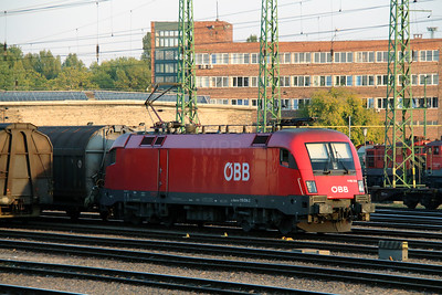 1116 014 (91 81 1116 014-2 A-OBB) at Budapest Ferencvaros on 7th October 2013