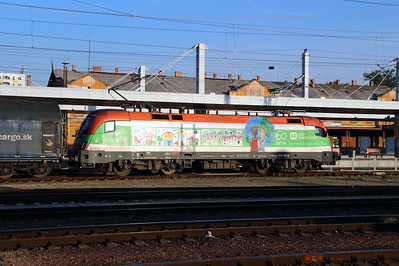 2) 1116 007 (91 81 1116 007-6 A-OBB) at Budapest Kelenfold on 7th October 2013