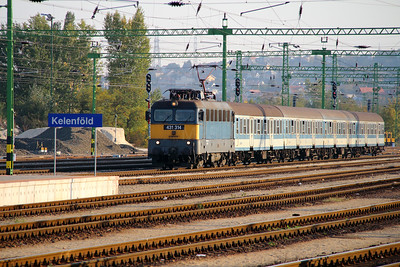 431 314 (91 55 0431 314-8 H-MAVTR) at Budapest Kelenfold on 7th October 2013