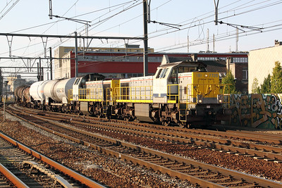 7728 at Antwerpen Berchem on 7th September 2009