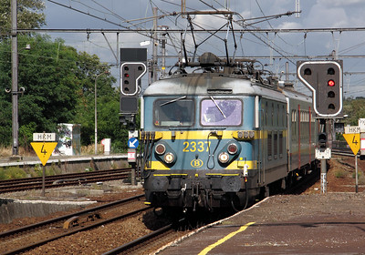 2337 at Antwerpen Oost on 4th September 2009