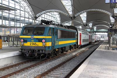 2745 at Leuven on 4th September 2009