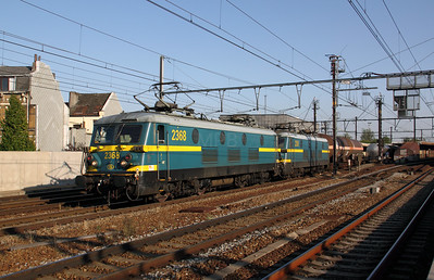 2368 at Antwerpen Berchem on 7th September 2009