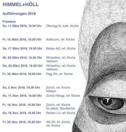Programm 2018 - Jahres-/Monatsübersichten