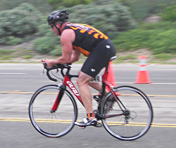 2008 Pac Coast Tri - Bike Shots