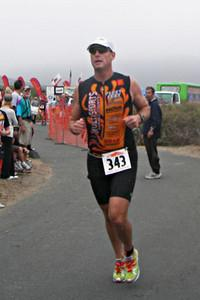 2008 Pac Coast Tri - Run Shots