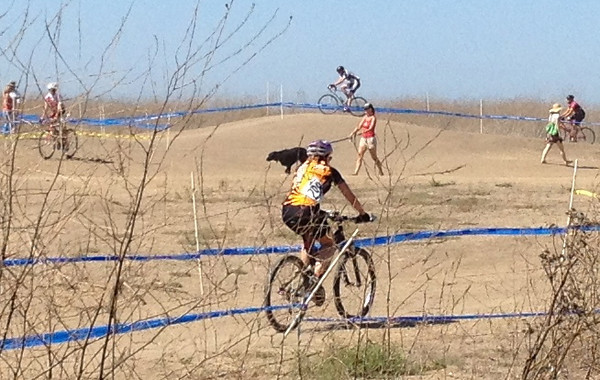 2012 CycloCross Race at Fairview Park