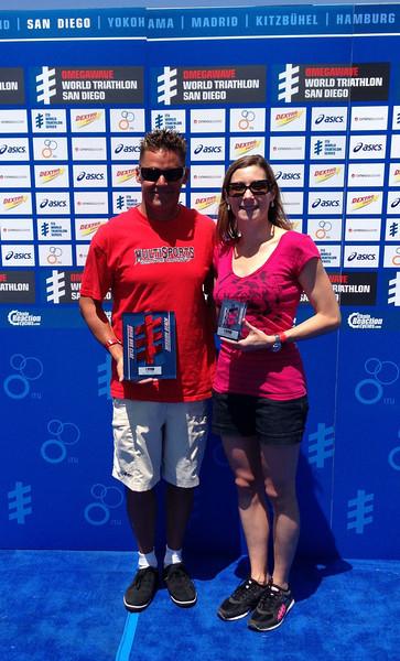 ITU San Diego 2013 - Div 2 Club Champions!