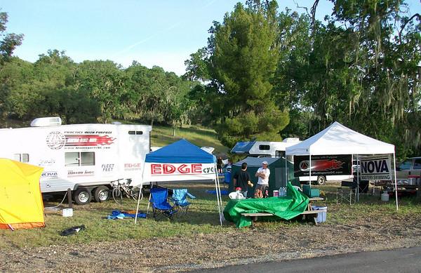 Wildflower Camping 2009