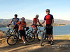 The OC Boys on their pre-race ride at Xterra Castaic<br /> (L-R Mike Cowdrey, Mike Collins, John Clark, Kevin Brown)