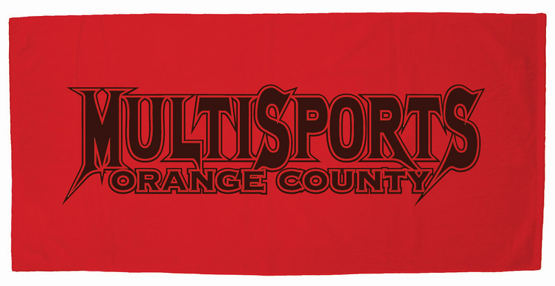 "Team Towel 30"" x 60"". $30. <br /> (Includes your name on it if you pre-order)"