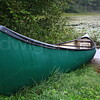 green row boat