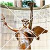 8 x 8 congress park statue