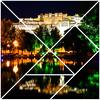 8 x 8 potala palace reflection
