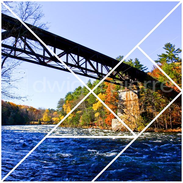 8 x 8 parabolic bridge