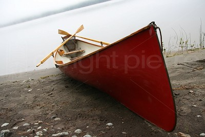 Guide Boat / Schroon Lake / The Adirondacks Collection /