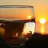 Bundaberg Sunset in a glass