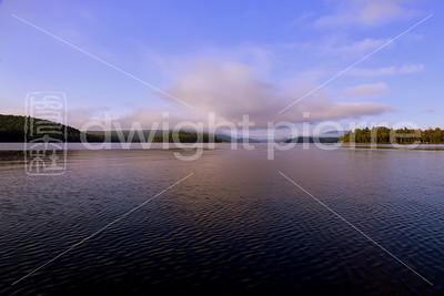 schroon lake south @ sunrise