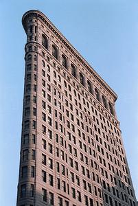 flatiron building / nyc