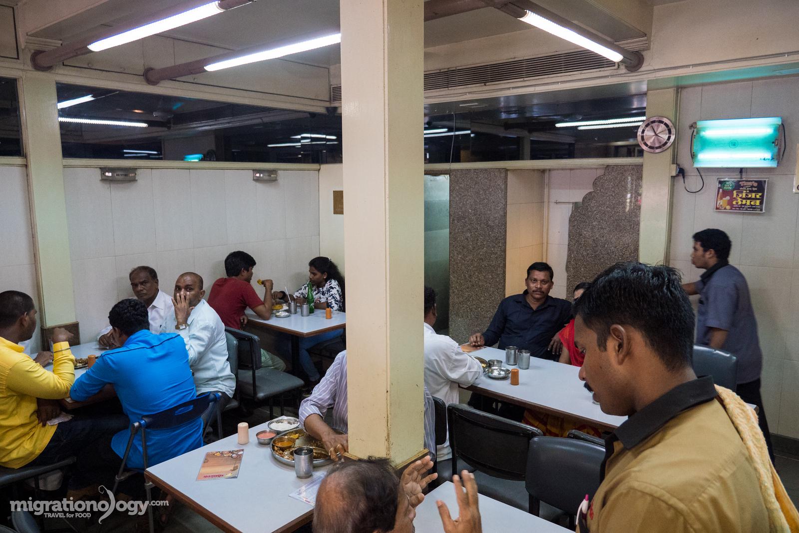 Gomantak restaurant Mumbai