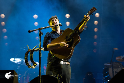 Mumford & Sons  | Squamish Valley Music Festival | Squamish BC