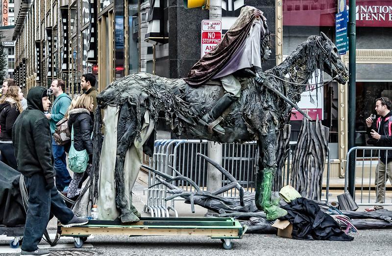 Fergo String Band Headless Horseman