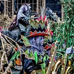 Headless Horseman, Mummer Musician