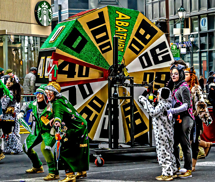 Wheel of Abatement