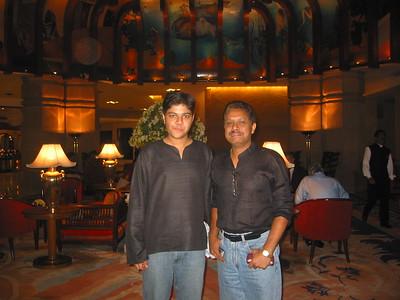 2003 Arun's India trip Sept