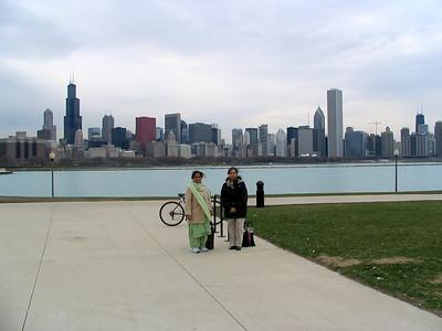 2006 Chicago Anuradha trip