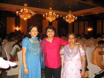 2004 Dubai trip Anuradha