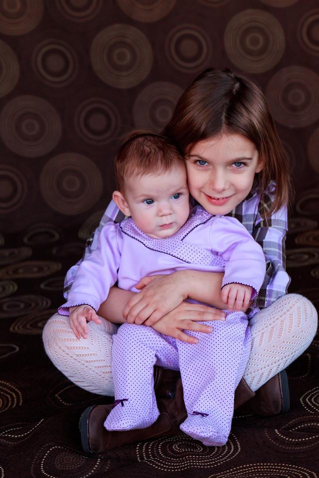 Mary and Amelia 12-2010-2