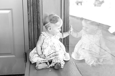 Elsie & Abby-22b&w