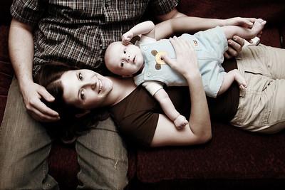 Harp Family...Koen 3 months
