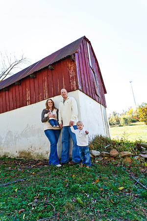 Max, Mallory, & family 8th Session