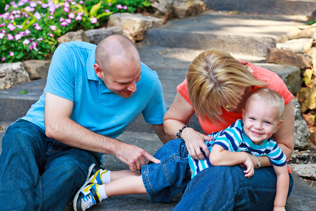 Miles and Family 8-2011-8