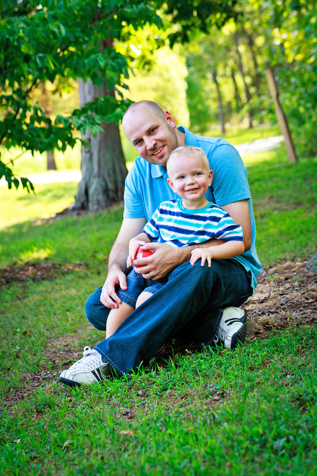 Miles and Family 8-2011-23