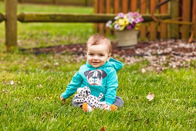 Elliot, 8 months  3-31-17
