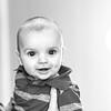 Elliot, 4 months-14b&w